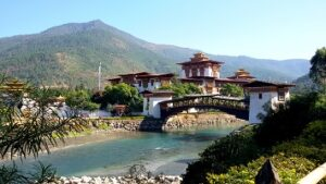 Bhutan summer holiday destination
