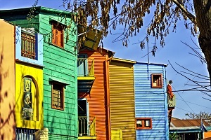 Buenos Aires summer holiday destination