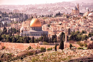 jerusalem summer holiday destination