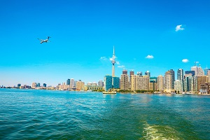 toronto summer holiday destination
